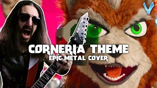 Star Fox - Corneria [EPIC METAL COVER] (Little V)