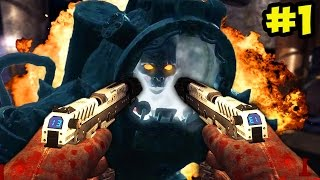 cel 3 cauterizer bosses other cool guns call of duty zombies oil rig custom map 1