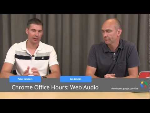 Chrome Developers: Web Audio (Part 1)