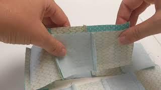 Comment réussir un assemblage parfait en patchwork à la machine?