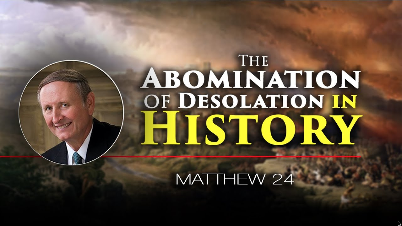 Download The Abomination of Desolation in History   Pastor Stephen Bohr   Matthew 24 (6 of 24)