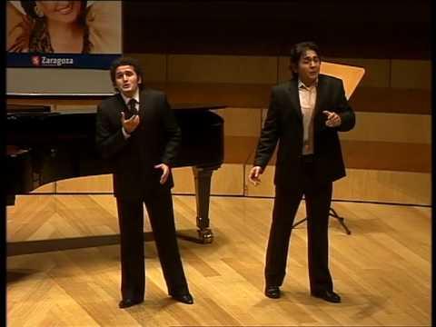 Ucha and Gocha abuladze Puccini - La Boheme -