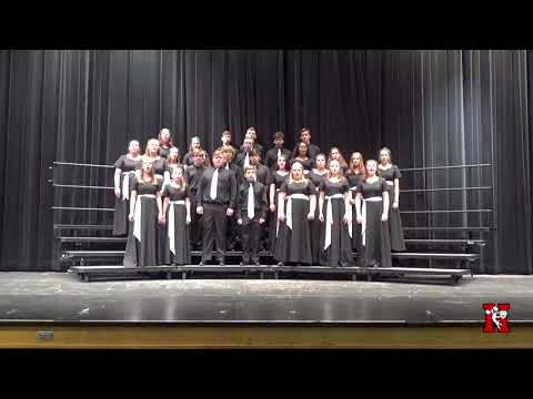Happiness 2018 Honesdale High School Chamber Choir