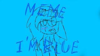 Скачать I M Blue Meme