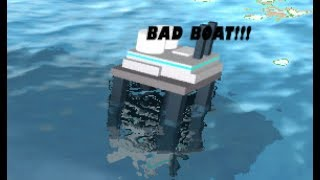 MAKING BOATS IN ROBLOX!!!