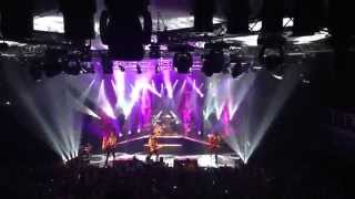 Dear Maria - All Time Low - Live 09/03/2014