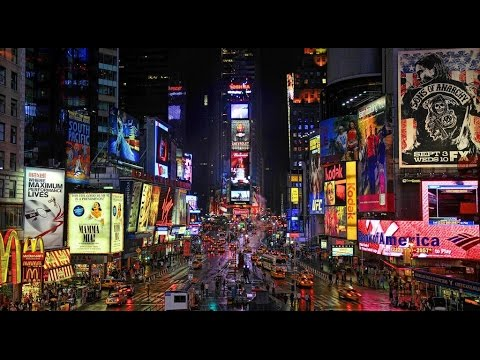 Walking in New York: NEW YORK TOUR 2016 HD