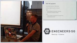 API Craft Singapore - Securing APIs with Authentication and Authorisation