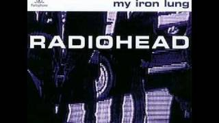 [1994] My Iron Lung (EP) - 04 Punchdrunk Lovesick Singalong - Radiohead