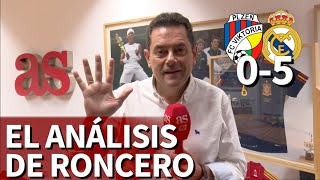 Viktoria Plzen 0 Real Madrid 5 | El análisis de Roncero | Diario AS