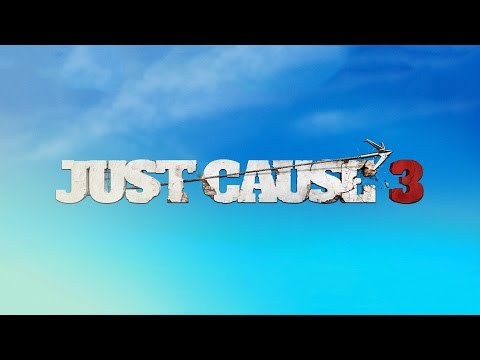 Just Cause 3 - #2 - Eating Dirt, One Zipline At A Time
