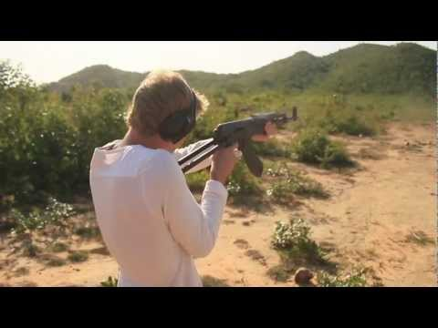 Phnom Penh Cambodia shooting range
