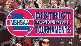 District Basketball: (3)Bowling Green Lady Bobcats vs. (2)Lutheran SC
