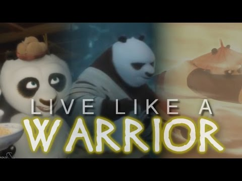 live like a warrior [kfp collab]
