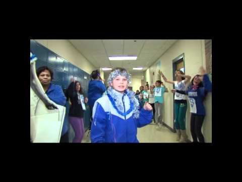 "Quashnet School MCAS Lip Dub: ""Celebrate"""