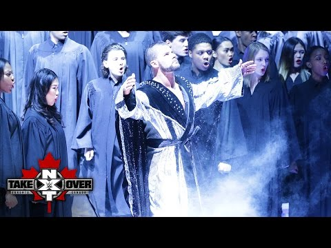 Bobby Roode's glorious entrance: NXT TakeOver: Toronto: November 19, 2016