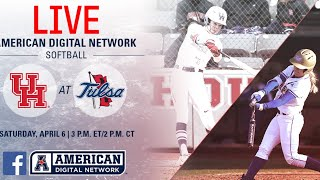 2019 American Digital Network Softball: Houston at Tulsa