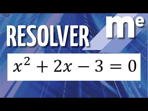 Resolver X22x 30 Ecuación De Segundo Grado Youtube