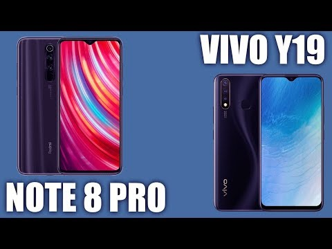 Vivo Y19 Vs Xiaomi Redme Note 8 Pro. Какой возьмем?🤷‍♀️