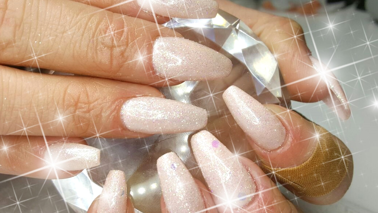 Porn pictures silver nails porn