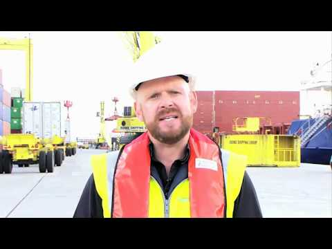 Safety Induction for Contractor Personnel at Dublin Port