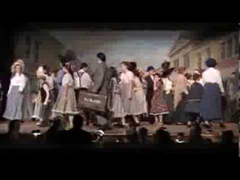 Hastings High School - Music Man 2013 Part 1