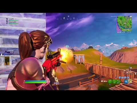 CURTAINS (fortnite Montage)