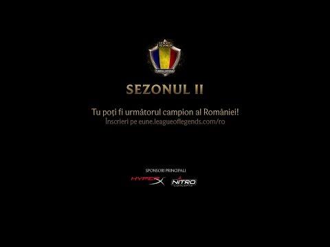Teaser înscrieri - Turneul Naţional  Sezonul 2- League of Legends
