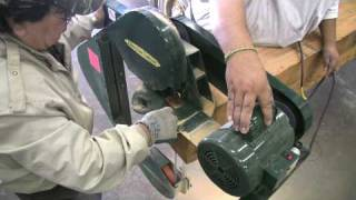 Cutting Corbels With a Portable Bandsaw