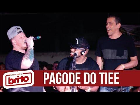 Pagode Do TIEE Com FERRUGEM E MAURO JR | COMPLETO