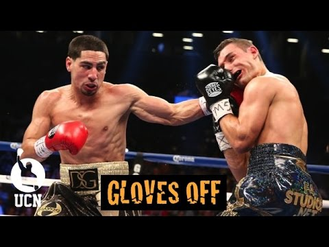 Danny Garcia vs Rod Salka - GLOVES OFF - UCN Original Series