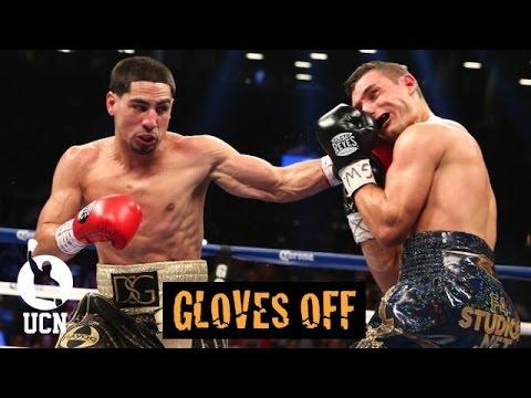 Danny Garcia vs Rod Salka - GLOVES OFF - UCN Original Series