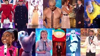 Britain's Got Talent 2016 Finals The Results Announcing the Winner Full