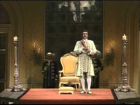 Jerry Hadley - Voi Che Fausti Ognor Donate - Il Re Pastore