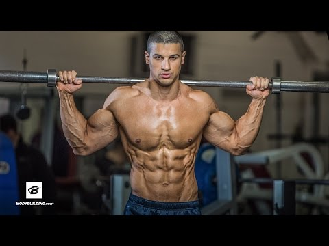 Weight Training Changed Lee Constantinou's Life | Athlete Profile