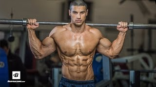 Weight Training Changed Lee Constantinou