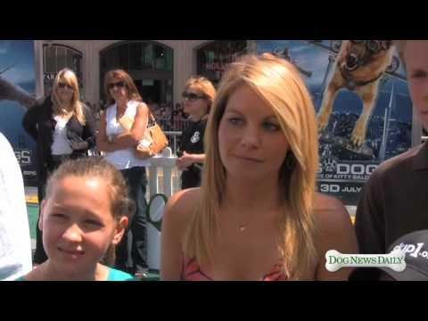 Candace Cameron Bure Interview with DOG NEWS DAILY