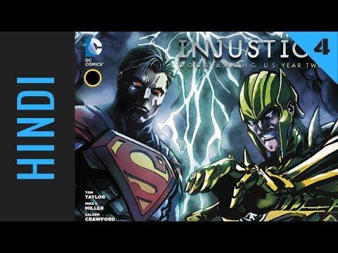 INJUSTICE: Gods Among Us Year 2 | Episode 04 | DC Comics in HINDI