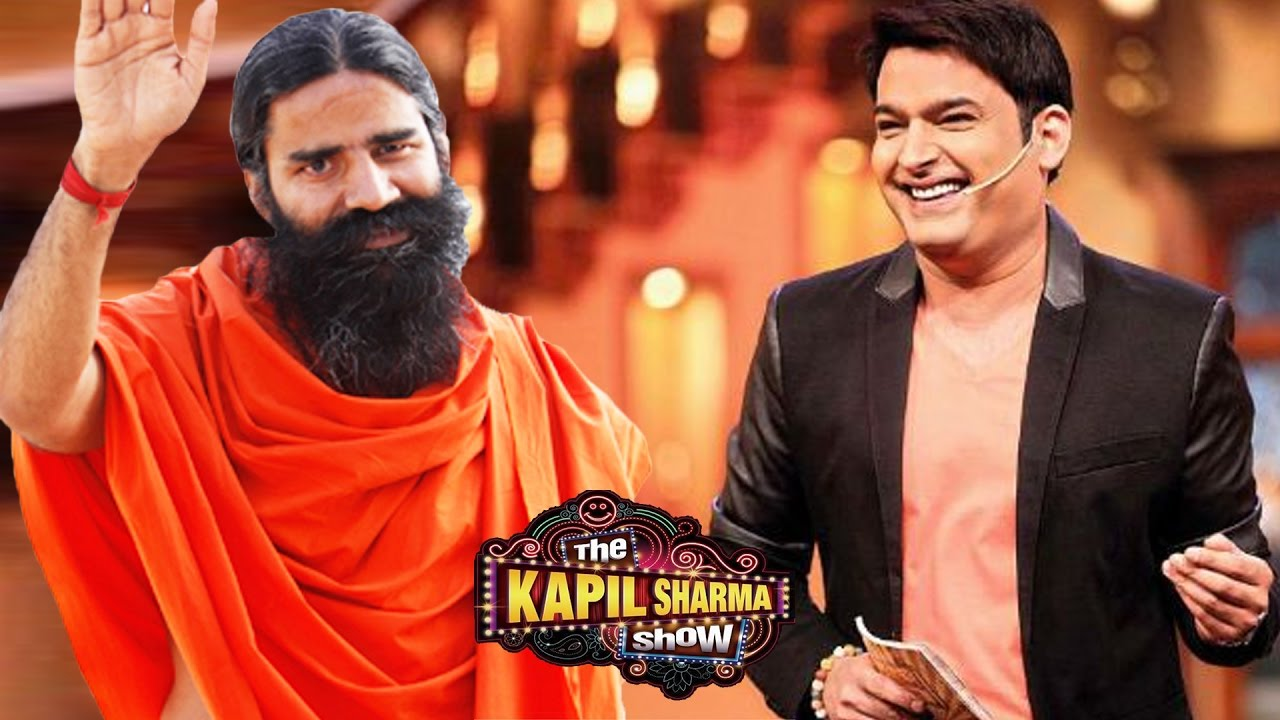 kapil sharma shoot baba ramdev