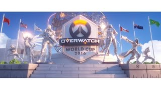 Best Overwatch World Cup Moments #1