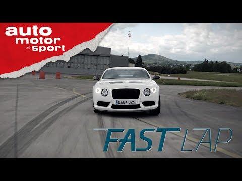 Bentley GT3-R: Vom Gentleman zum Rocker? - Fast Lap | auto motor und sport
