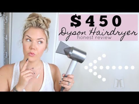 DYSON SUPERSONIC HAIRDRYER | Should You Buy It?