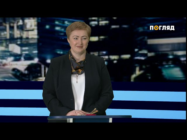 """Анатолій Пешко у суспільно - політичному ток - шоу """"Погляд на головне""""."""