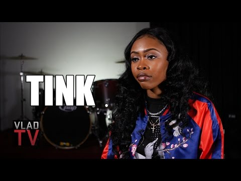 Tink on Drama Over