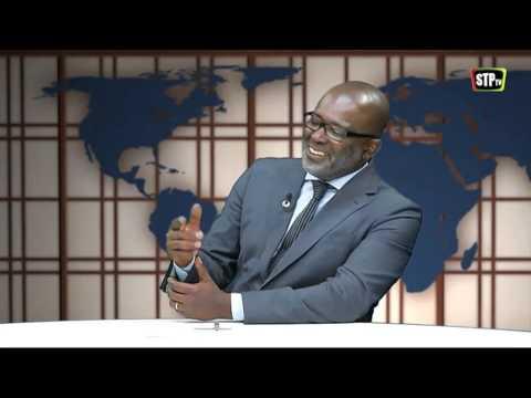 STPtv - Domínio da Internet em São Tomé e Príncipe