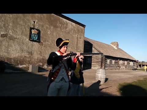 18th century guns
