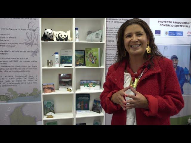 Sandra Valenzuela Directora WWF Colombia