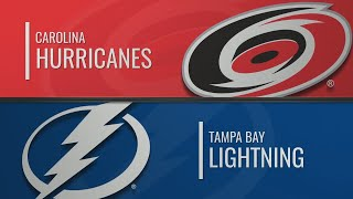 Каролина - Тампа-Бэй | НХЛ обзор матчей 30.11.2019 | Carolina Hurricanes vs Tampa Bay Lightning
