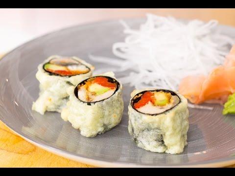 Save Tunado Roll - Tempura Recipe Screenshots