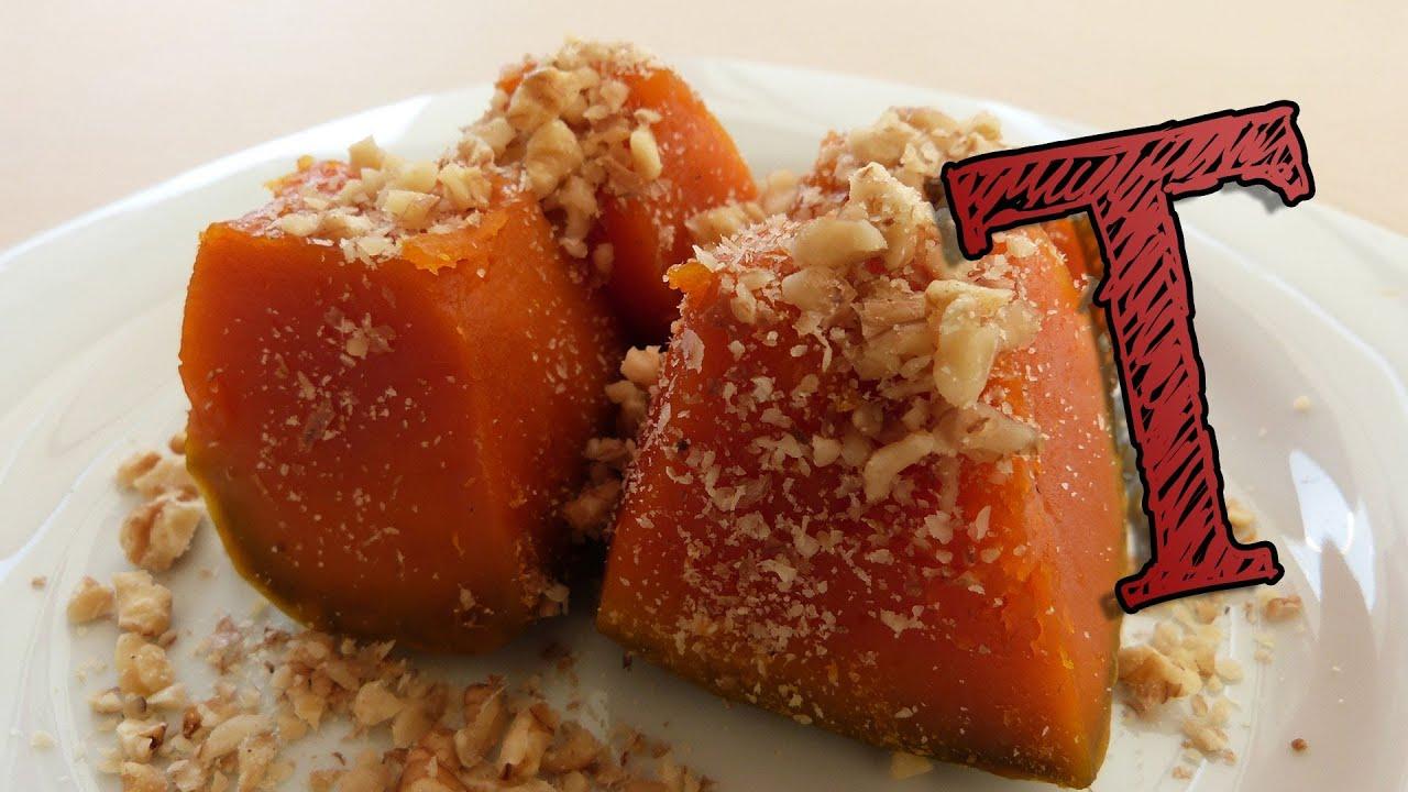 Pumpkin dessert recipe easy pumpkin recipe youtube forumfinder Choice Image